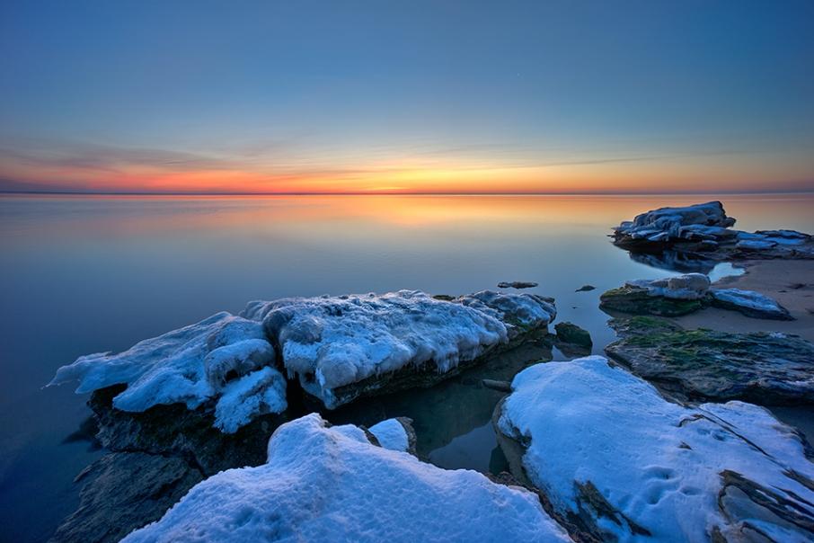 Chesapeake Bay, Maryland Sunrise